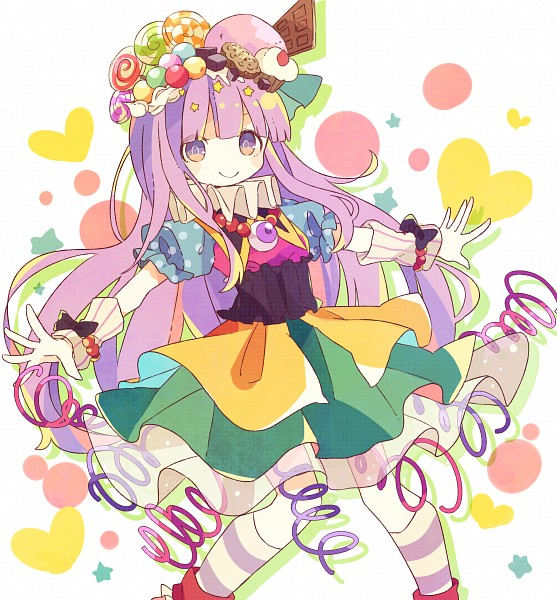 Tags: Anime, :Daizu, Merc Storia, Halohalo, Eyeball, Striped Armwear, Ruff Collar, Pixiv, Fanart, Fanart From Pixiv, PNG Conversion