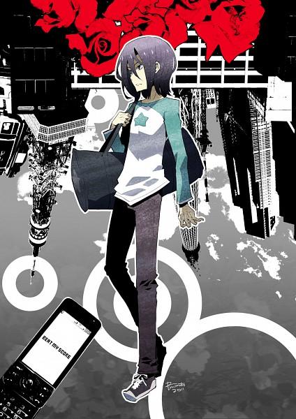 Tags: Anime, Hamamoto Ryuusuke, deviantART, Pixiv, Fanart