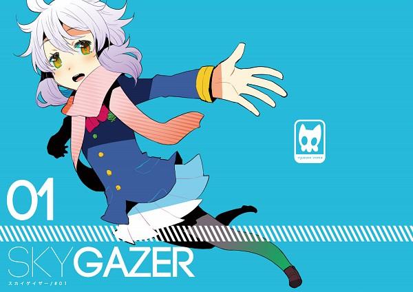 Tags: Anime, Hamamoto Ryuusuke, deviantART, Pixiv, Original