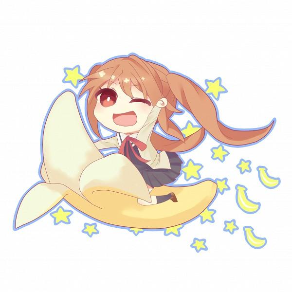Tags: Anime, Pixiv Id 5780438, Aho Girl, Hanabatake Yoshiko, Fanart From Pixiv, Pixiv, Fanart, Yoshiko Hanabatake