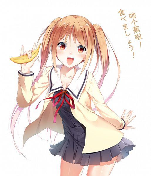 Tags: Anime, Pixiv Id 2905460, Aho Girl, Hanabatake Yoshiko, Yoshiko Hanabatake