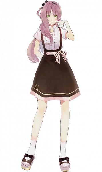 Hanabusa Kokoro - I★Chu
