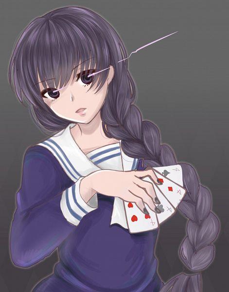 Tags: Anime, Pixiv Id 6244710, Fruits Basket, Hanajima Saki