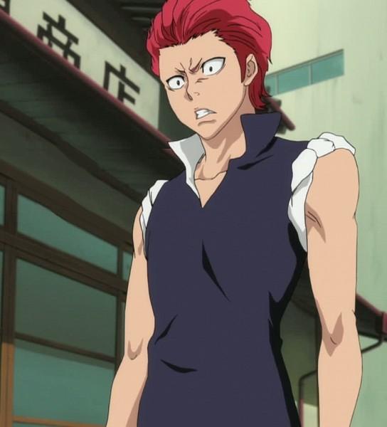 Hanakari Jinta - BLEACH