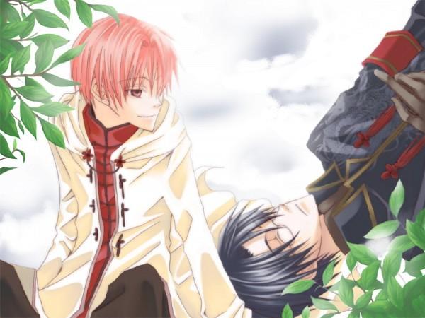 Tags: Anime, HaccaWorks, Hanakisou, Kuroto, Hanashiro, CG Art