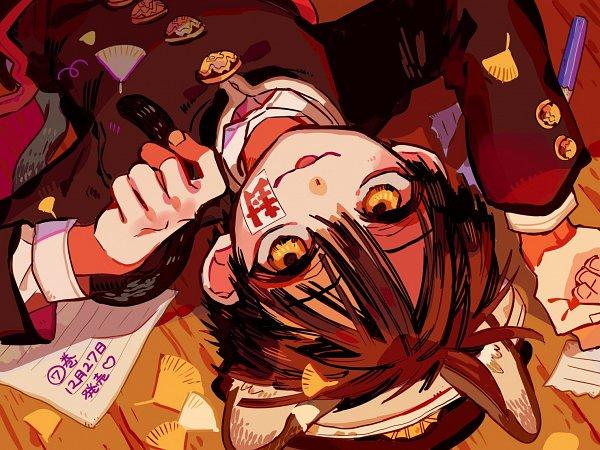 Tags: Anime, Aida Iro, Jibaku Shounen Hanako-kun, Hanako-kun, Official Art