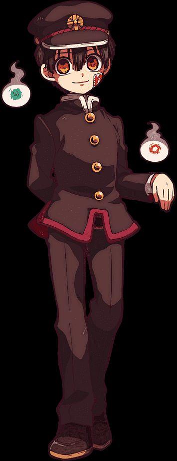 Hanako-kun - Jibaku Shounen Hanako-kun