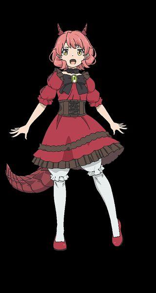 Hanako (Hataage! Kemono Michi) - Hataage! Kemono Michi