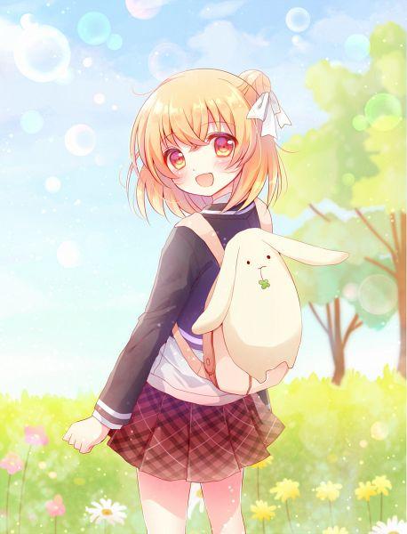 Tags: Anime, Pixiv Id 4074753, Anne Happy, Hanakoizumi An, PNG Conversion