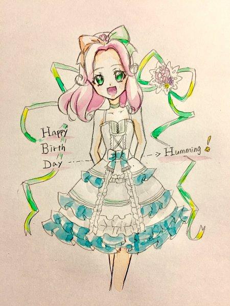 Tags: Anime, Fpminnie1, Mahou Tsukai Precure!, Haa-chan, Hanami Kotoha, Twitter, Fanart
