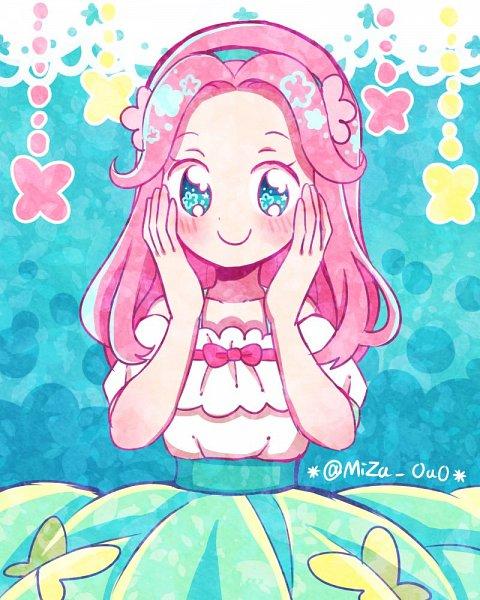 Tags: Anime, Pixiv Id 23533606, Mahou Tsukai Precure!, Hanami Kotoha, Haa-chan, Twitter, Fanart From Pixiv, Pixiv, Fanart