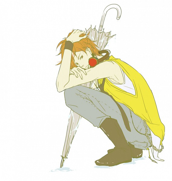 Tags: Anime, Shin Megami Tensei: PERSONA 4, Hanamura Yousuke