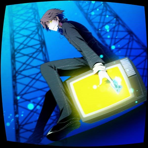 Tags: Anime, Mayokiti, Shin Megami Tensei: PERSONA 4, Hanamura Yousuke, Pixiv, Fanart From Pixiv, Fanart