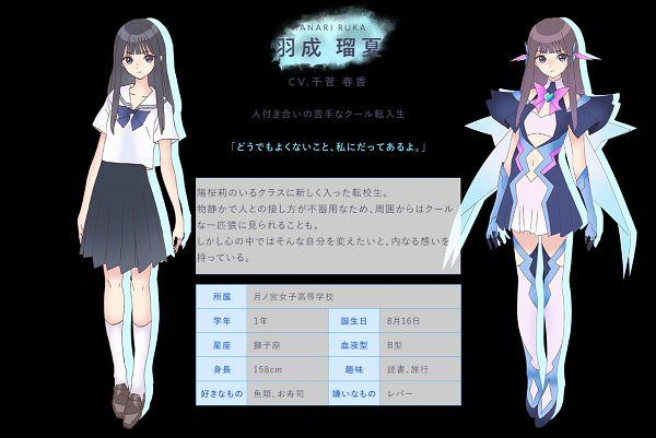 Hanari Ruka - Blue Reflection Ray