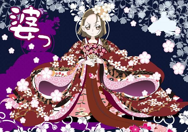 Hanasaki Kaoruko - Heartcatch Precure!