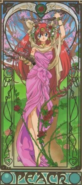 Hanasaki Momoko - Wedding Peach