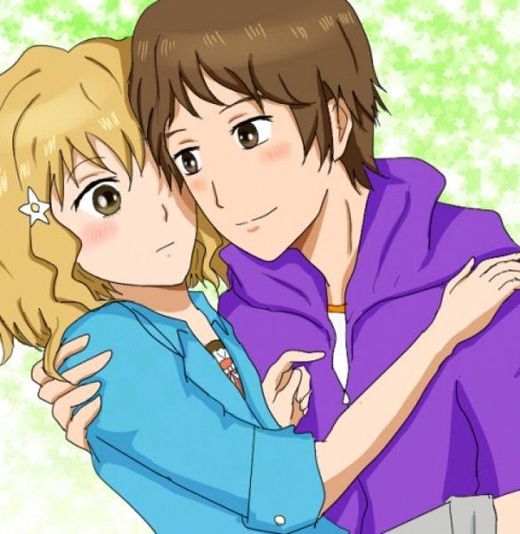 Tags: Anime, Pixiv Id 609692, Hanasaku Iroha, Tanemura Kouichi, Matsumae Ohana, The Colors Of The Blooming