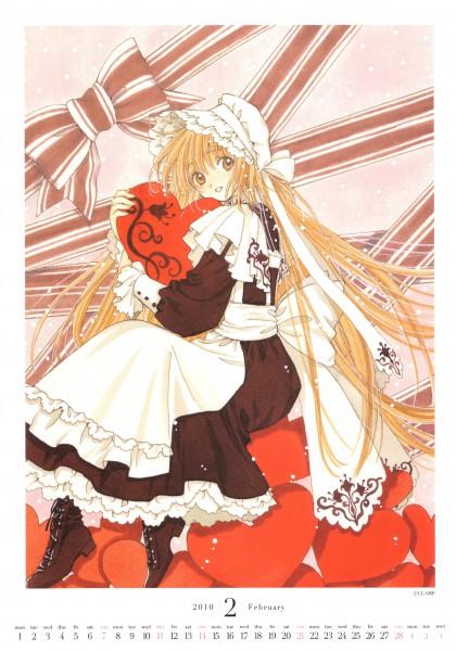Tags: Anime, CLAMP, Kobato., Kobato. Calendar 2010, Hanato Kobato, Scan, Official Art, Calendar (Source), Mobile Wallpaper