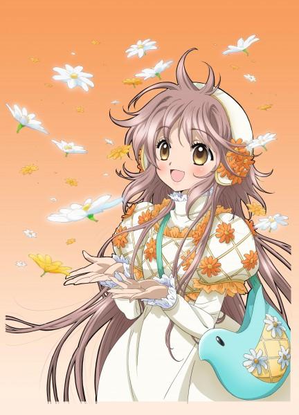Tags: Anime, CLAMP, MADHOUSE, Kobato., Hanato Kobato, Mobile Wallpaper