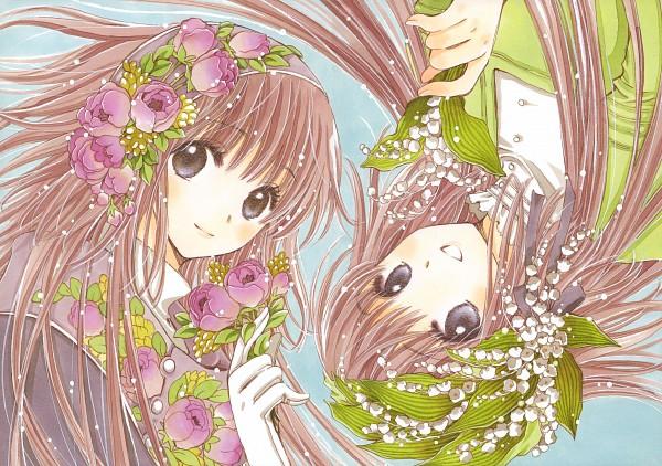 Tags: Anime, CLAMP, Kobato., Kobato. Illustration&Memories, Hanato Kobato