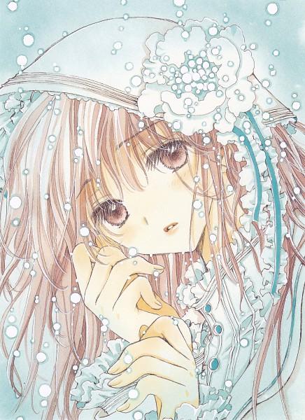 Tags: Anime, CLAMP, Kobato., Hanato Kobato, Official Art, Scan, Manga Page, Mobile Wallpaper, Chapter Cover, Manga Cover