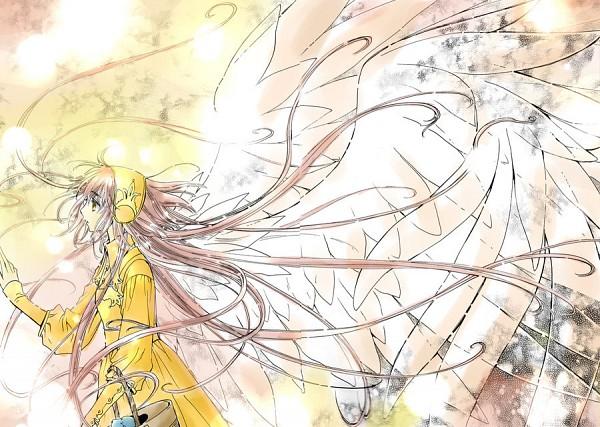 Tags: Anime, CLAMP, Kobato., Hanato Kobato, Yellow, Colorization