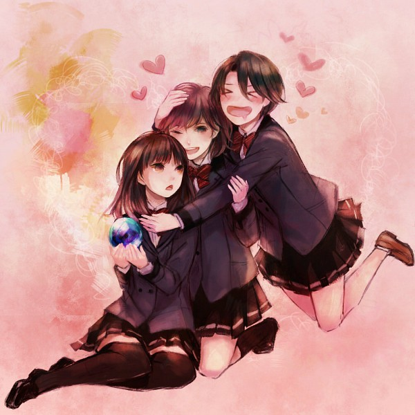 Hanatsubaki Karen - Tokimeki Memorial Girl's Side 3rd Story