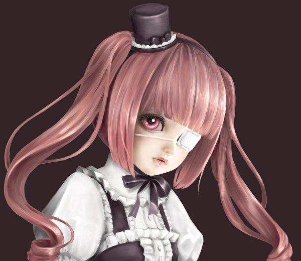 Tags: Anime, Pixiv Id 418391, Jashin-chan Dropkick, Hanazono Yurine