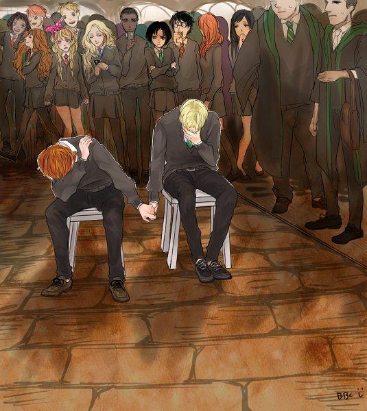 Hand Holding Punishment