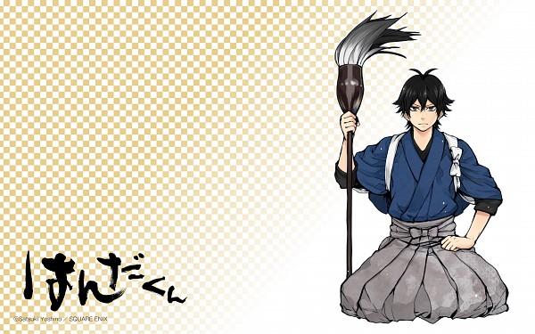 Tags: Anime, Yoshino Satsuki, Handa-kun, Barakamon, Handa Seishuu, Official Wallpaper, Scan, Wallpaper, Official Art
