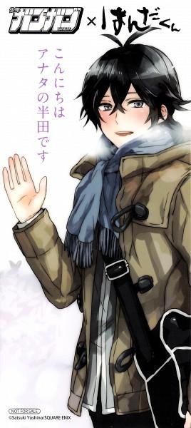 Tags: Anime, Yoshino Satsuki, Barakamon, Handa-kun, Handa Seishuu, Official Art