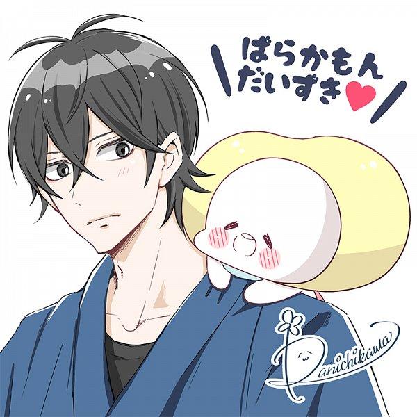 Tags: Anime, Barakamon, Handa Seishuu, Ichikawa Dan, Official Art