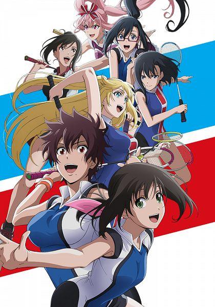 Hanebado! (The Badminton Play Of Ayano Hanesaki!)