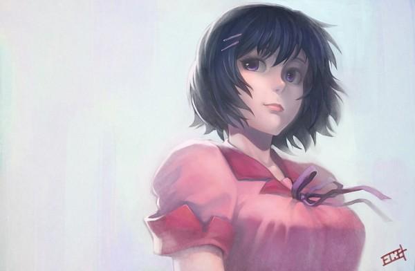 Tags: Anime, Shouka, Monogatari, Hanekawa Tsubasa