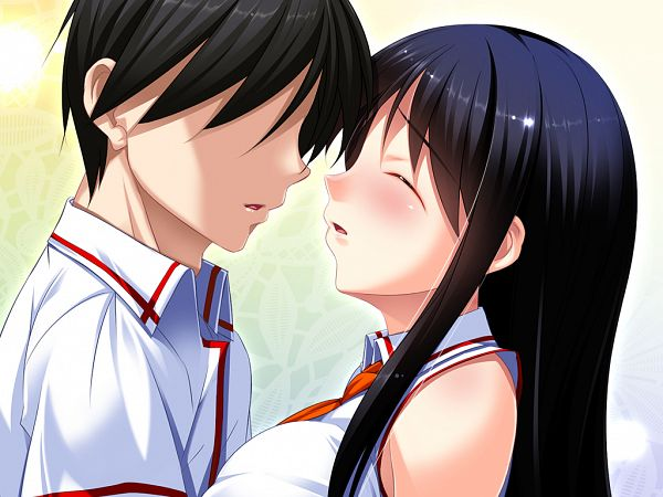 Tags: Anime, Shinonome Kasuhiko, bootUP!, Hani Tsuma, Akatsuki Hibiki, Yahagi Rin, CG Art