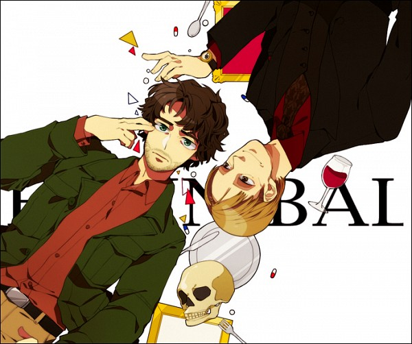 Tags: Anime, Sc69, Hannibal (TV Series), Will Graham, Dr. Hannibal Lecter, Pills
