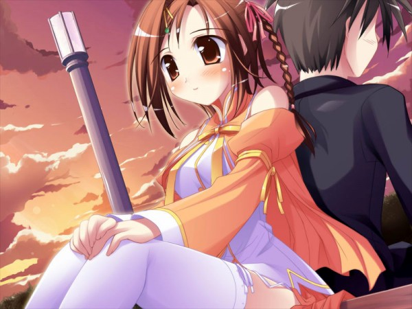Tags: Anime, Windmill Oasis, Happiness (Series), Kohinata Yuma, Kamisaka Haruhi