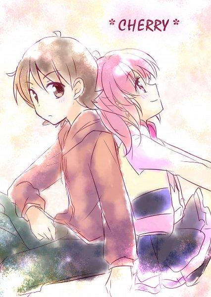 Tags: Anime, Kousetsu, HappinessCharge Precure!, Sagara Seiji, Aino Megumi, Fanart From Pixiv, Pixiv, Fanart
