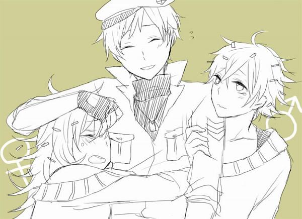 Tags: Anime, Kiri / 桐, Happy Tree Friends, Flippy, Flaky