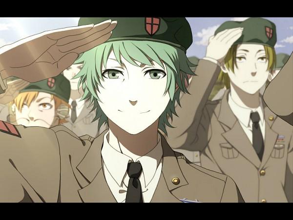 Tags: Anime, Adventure Kajiya, Happy Tree Friends, Mouse Ka-boom, Sneaky, Flippy, Ka-pow