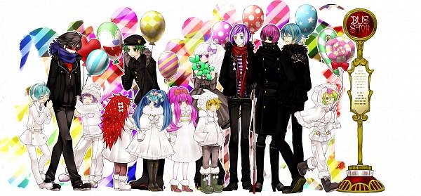 Tags: Anime, Happy Tree Friends, Petunia (HTF), Sniffles (HTF), Lumpy, Flaky, Giggles (HTF), Cuddles (HTF), Splendid (HTF), Lammy, Flippy, The Mole (HTF), Nutty