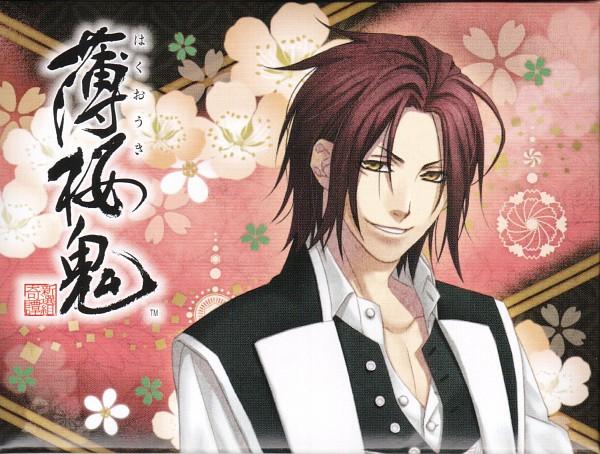 Tags: Anime, Kazuki Yone, IDEA FACTORY, Hakuouki Shinsengumi Kitan, Harada Sanosuke (Hakuouki)