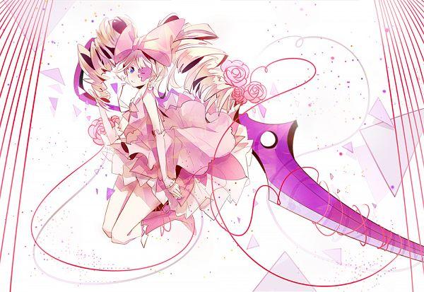 Tags: Anime, nanobe, KILL la KILL, Harime Nui, Pink Armwear, Pixiv, Fanart, Fanart From Pixiv, PNG Conversion