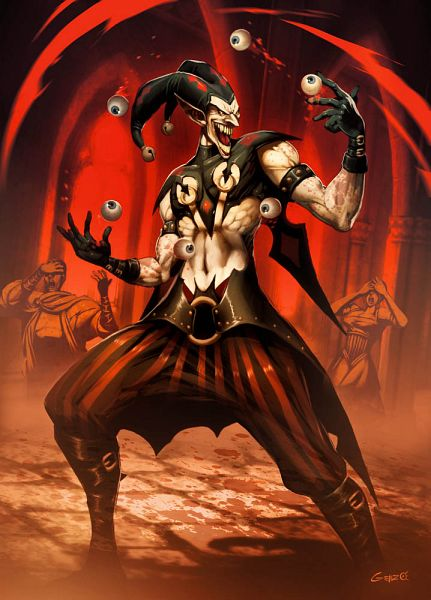 Harlequin (Mythology)
