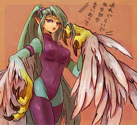 Harpie Queen - Yu-Gi-Oh!