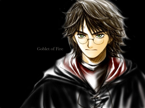 Tags: Anime, Yukipon, Harry Potter, Harry Potter (Character), Gryffindor House