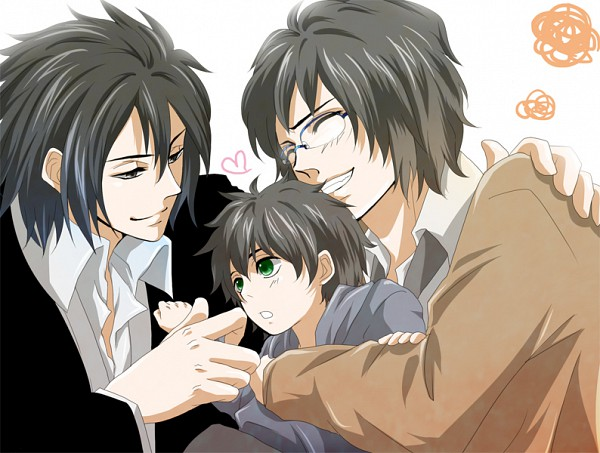 Tags: Anime, Pixiv Id 1349987, Harry Potter, James Potter, Sirius Black, Harry Potter (Character)