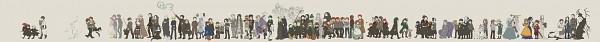 Tags: Anime, Pixiv Id 712419, Harry Potter, Bellatrix Lestrange, Ron Weasley, Molly Weasley, James Potter, Nicholas de Mimsy-Porpington, Nymphadora Tonks, Voldemort, Scorpius Malfoy, George Weasley, Fleur Delacour