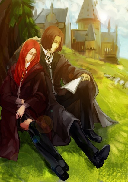 Tags: Anime, Harry Potter, Severus Snape, Lily Evans
