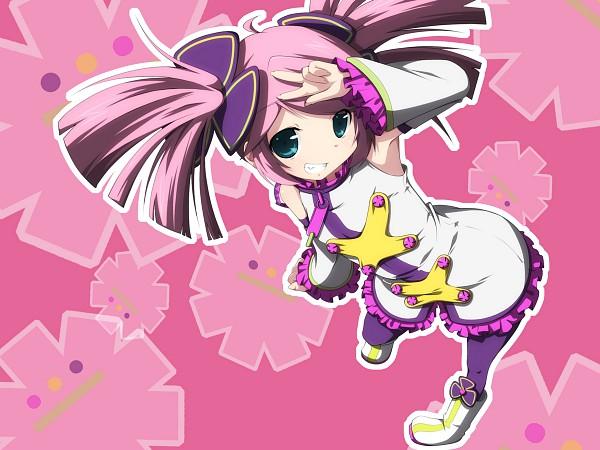 Tags: Anime, Yuzuki Kei, UTAU, VOCALOID, Haruka Nana, Wallpaper
